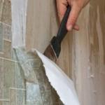spencer wallpaper removal